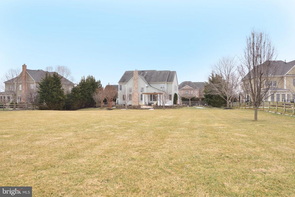 1.19 ACRE Lot! - 16333 LIMESTONE CT, LEESBURG