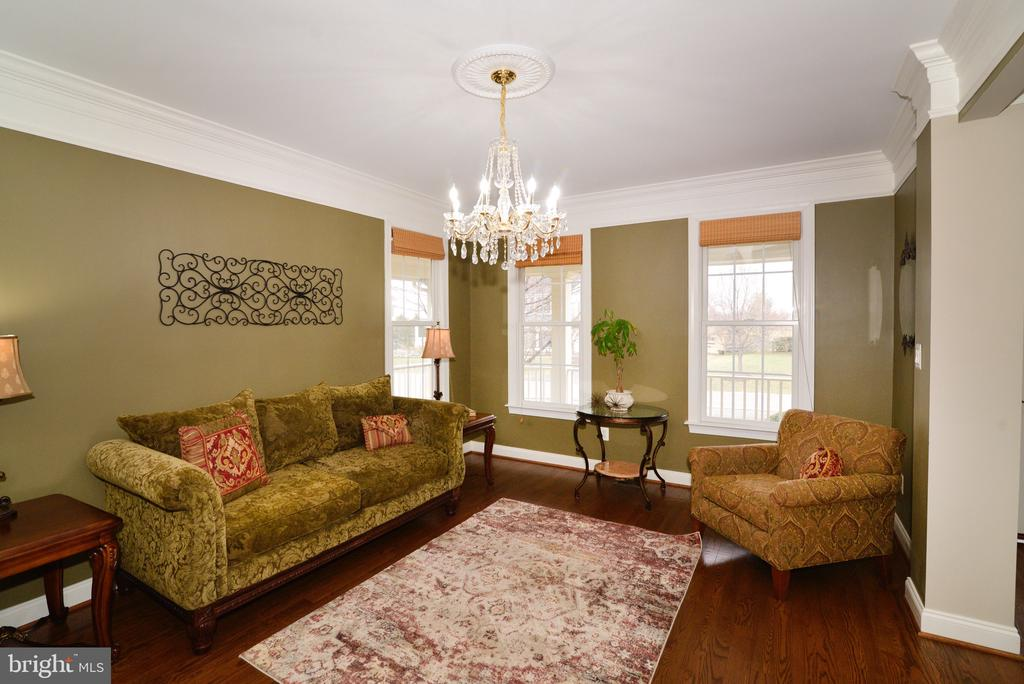 Formal Living Room - 16333 LIMESTONE CT, LEESBURG