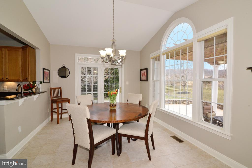 Breakfast Room - 16333 LIMESTONE CT, LEESBURG