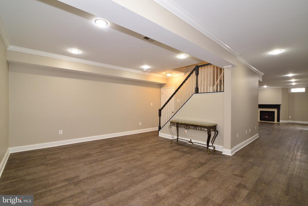 Lower Level Exercise Room - 16333 LIMESTONE CT, LEESBURG