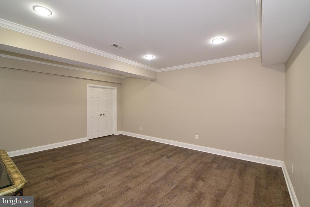Flex/Exercise Room - 16333 LIMESTONE CT, LEESBURG
