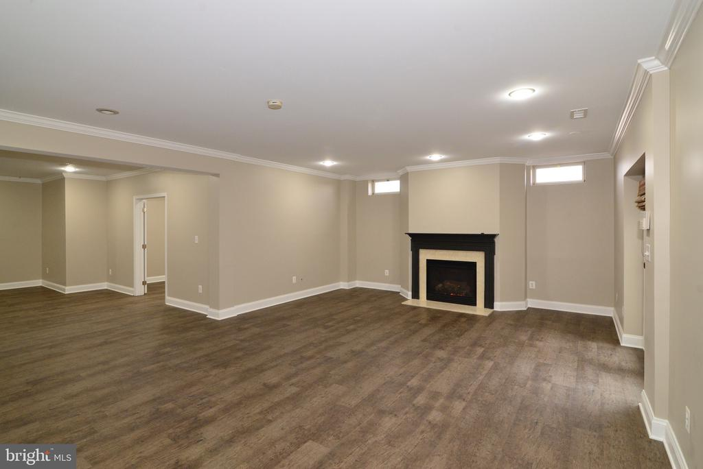 Recreation Room - 16333 LIMESTONE CT, LEESBURG