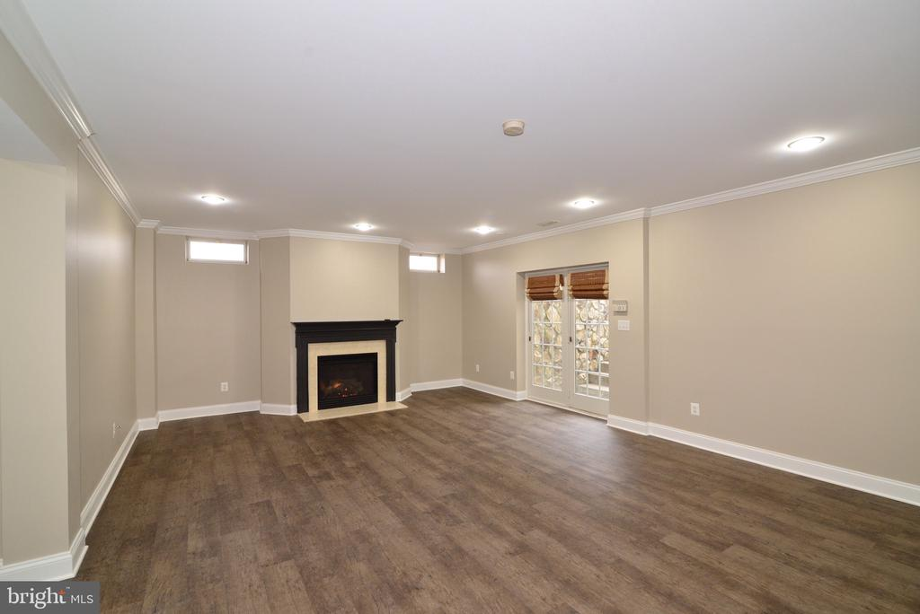 Gas Fireplace & Walk Up! - 16333 LIMESTONE CT, LEESBURG