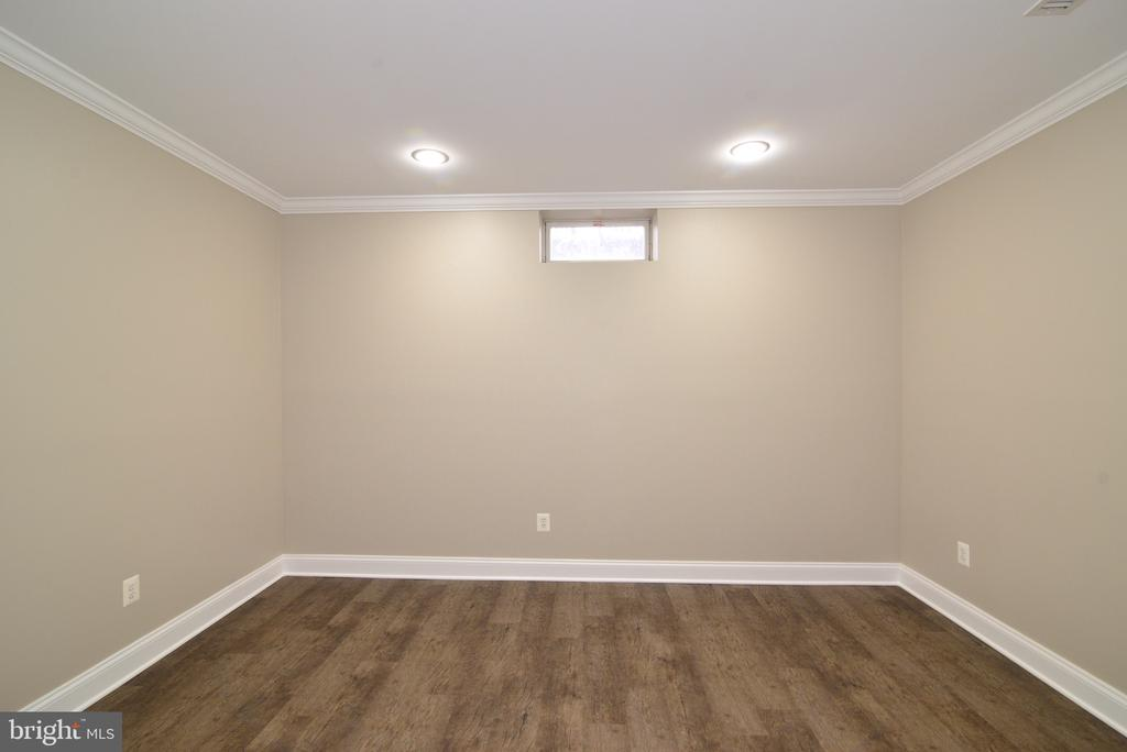 Completely renovated Basement! - 16333 LIMESTONE CT, LEESBURG