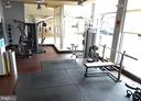 fitness room - 800 4TH ST SW #S512, WASHINGTON