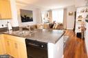 kitchen - 800 4TH ST SW #S512, WASHINGTON