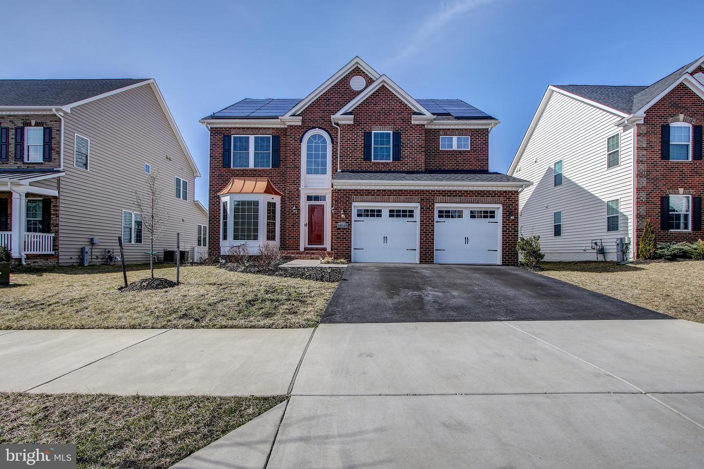 14518 PARKGATE DRIVE, LAUREL, Maryland