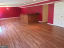 Grand rec room with bar - 6142 WALKER'S HOLLOW, LOCUST GROVE