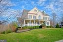 Fantastic curb appeal. - 9004 ADAMS CHASE CIR, LORTON