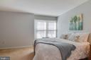 Good size master bedroom - 5 FAIRFIELD CT, STAFFORD