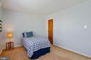 Bedroom - 5 FAIRFIELD CT, STAFFORD