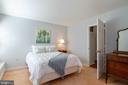 Master bedroom - 5 FAIRFIELD CT, STAFFORD