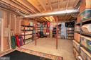 Storage Capacity in Basement - 20466 LITTLE LIGNUM WAY, LIGNUM