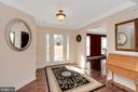 Front Door / Foyer - 20466 LITTLE LIGNUM WAY, LIGNUM
