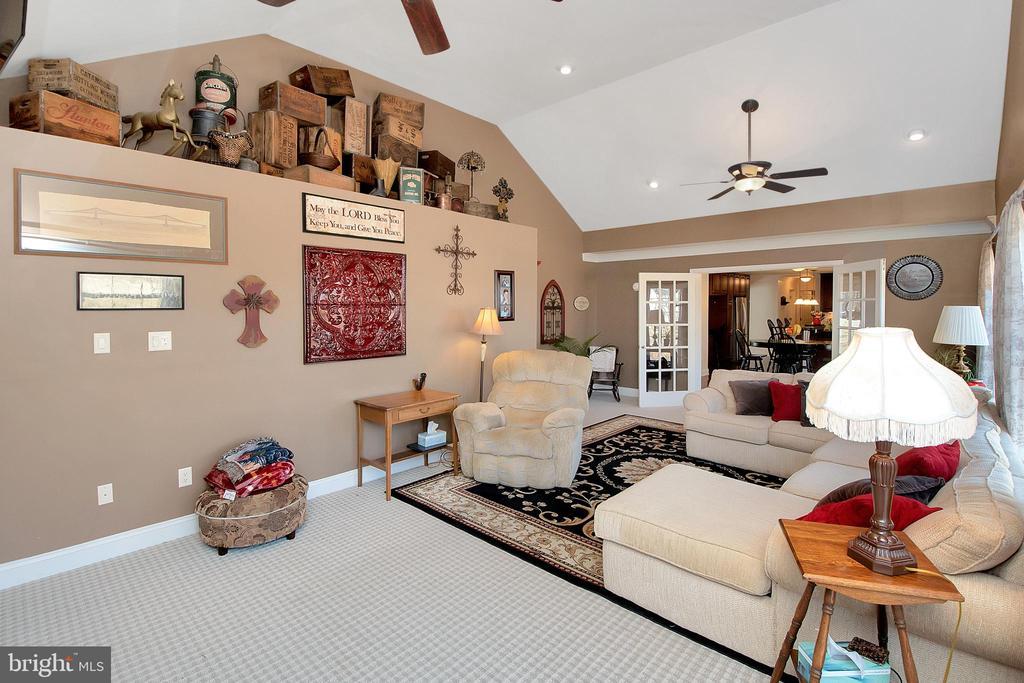Living Room into Dining Room view - 20466 LITTLE LIGNUM WAY, LIGNUM