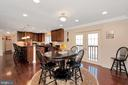 Table Space in the Kitchen - 20466 LITTLE LIGNUM WAY, LIGNUM