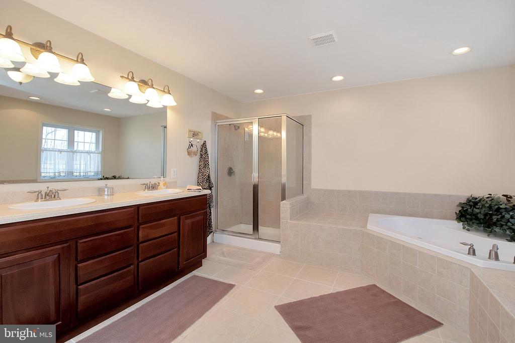 Dual Vanities in Master Bathroom - 20466 LITTLE LIGNUM WAY, LIGNUM