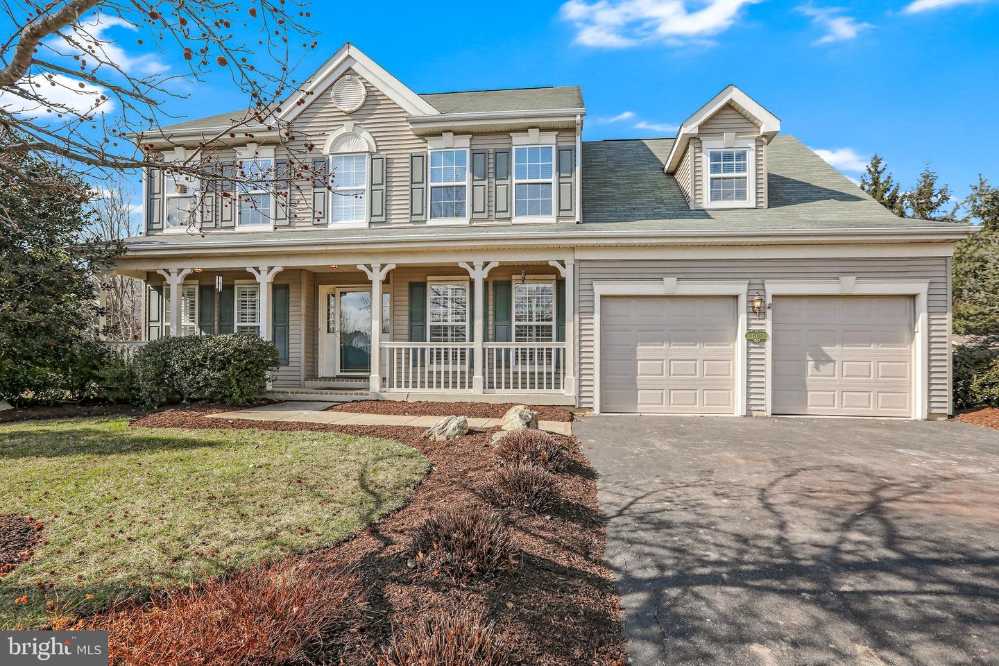 Photo of home for sale at 1207 Reins Circle, New Hope PA