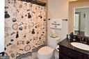 UPPER LEVEL BATHROOM #4 - 42072 MANSFIELD PARK CT, CHANTILLY