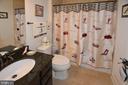 UPPER LEVEL BATHROOM #3 - 42072 MANSFIELD PARK CT, CHANTILLY