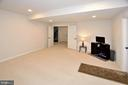 LOWER LEVEL EXERCISE ROOM - 42072 MANSFIELD PARK CT, CHANTILLY