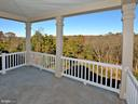 PRIVATE BALCONY WITH TREED VIEWS - 42072 MANSFIELD PARK CT, CHANTILLY