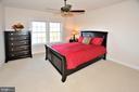 UPPER LEVEL BEDROOM #2 - 42072 MANSFIELD PARK CT, CHANTILLY