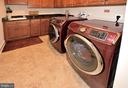 MAIN LEVEL LAUNDRY - 42072 MANSFIELD PARK CT, CHANTILLY