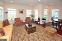 FLORIDA/SUN ROOM OFF KITCHEN - 42072 MANSFIELD PARK CT, CHANTILLY