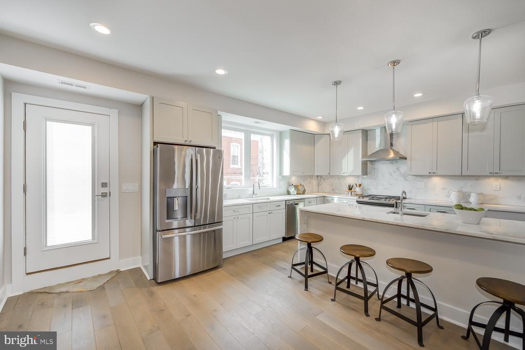 Kitchen - 4324 14TH ST NW #UNIT 2, WASHINGTON