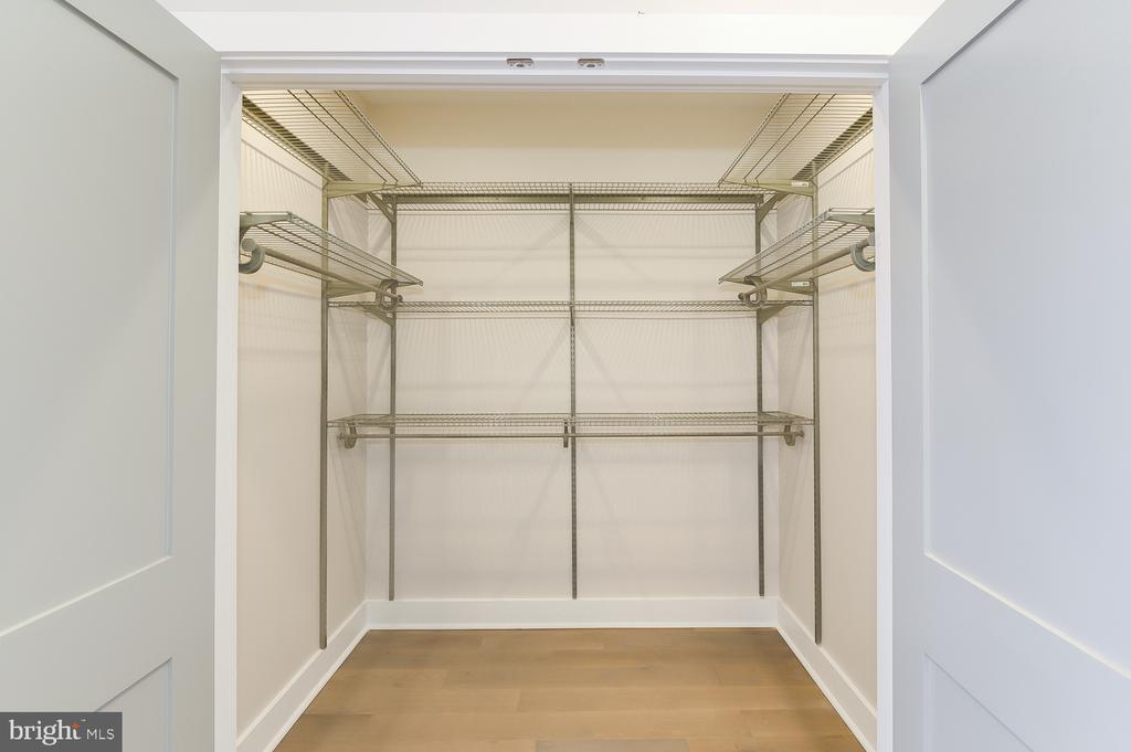 Master Closet - 4324 14TH ST NW #UNIT 2, WASHINGTON