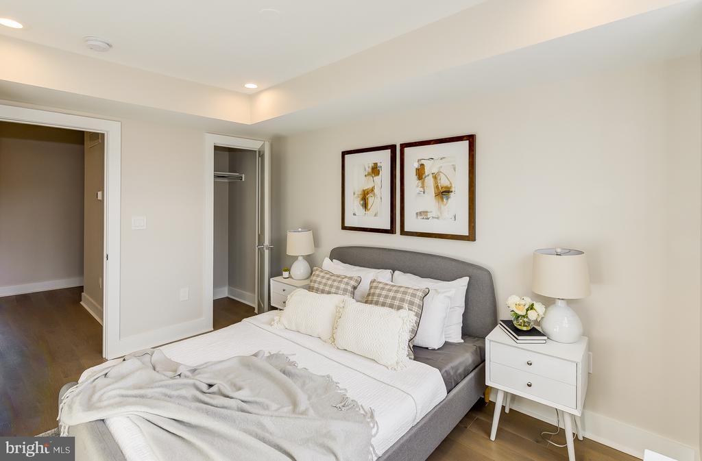 Bedroom 2 - 4324 14TH ST NW #UNIT 2, WASHINGTON