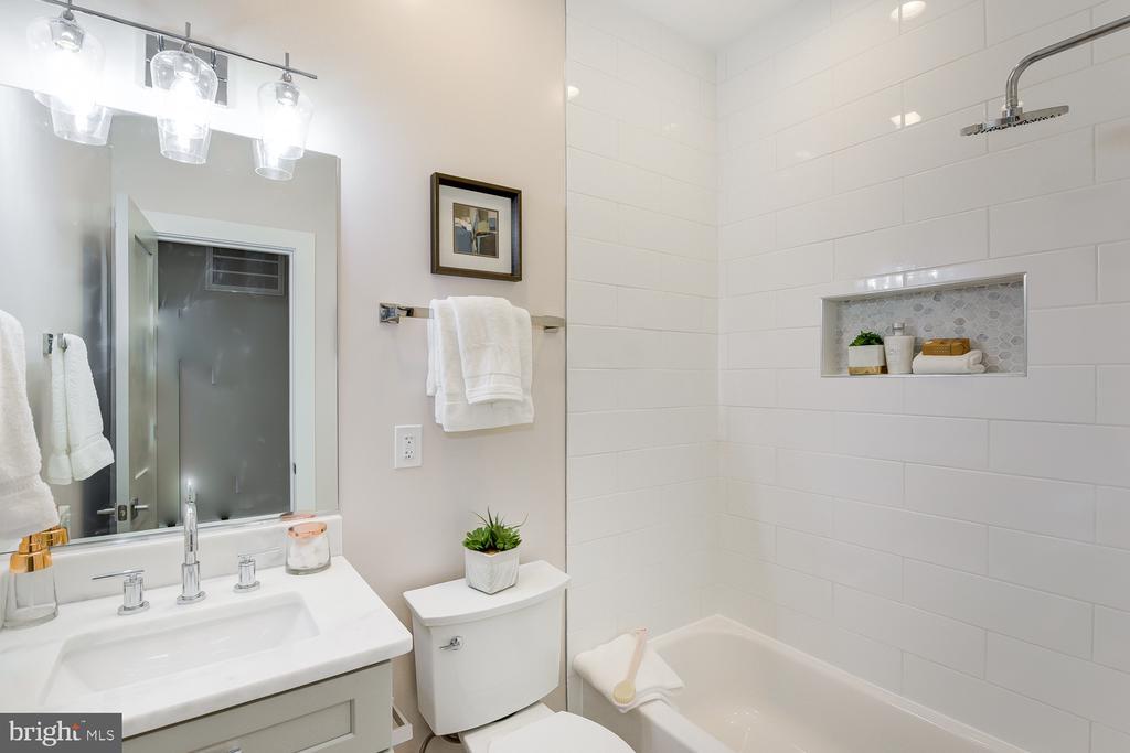 Bathroom 3 - 4324 14TH ST NW #UNIT 2, WASHINGTON