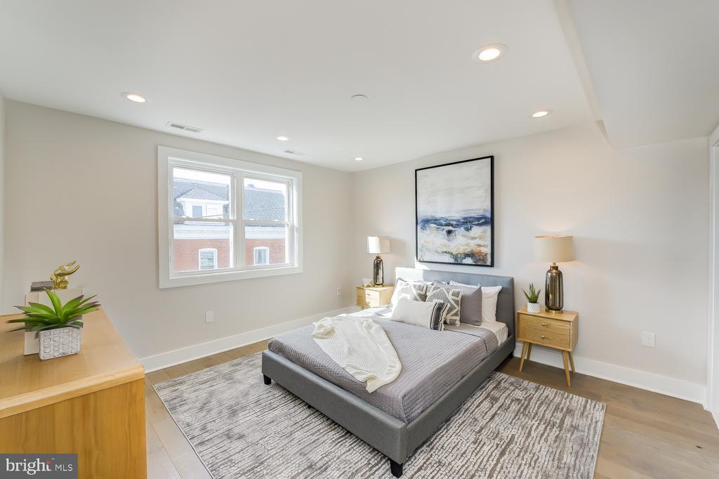 Bedroom 3 - 4324 14TH ST NW #UNIT 2, WASHINGTON