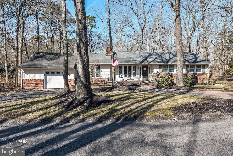 Частный односемейный дом для того Продажа на 118 MANHASSET Trail Medford Lakes, Нью-Джерси 08055 Соединенные Штаты