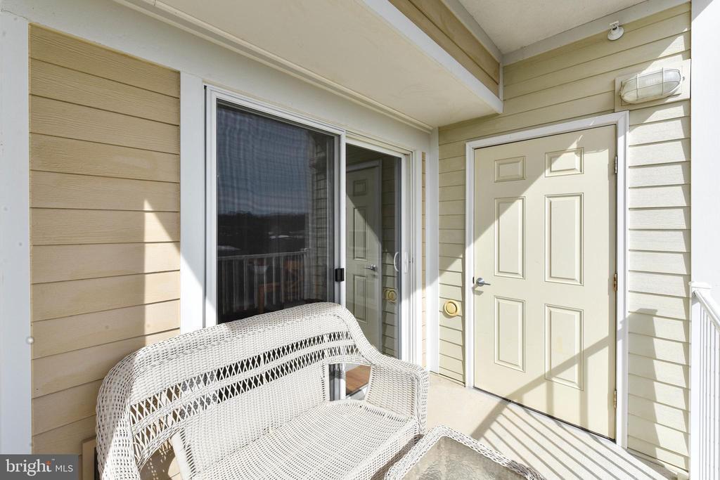 Balcony - 6301 EDSALL RD #621, ALEXANDRIA