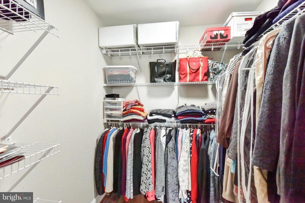 Bedroom 2 Large Walk-in Closet - 6301 EDSALL RD #621, ALEXANDRIA