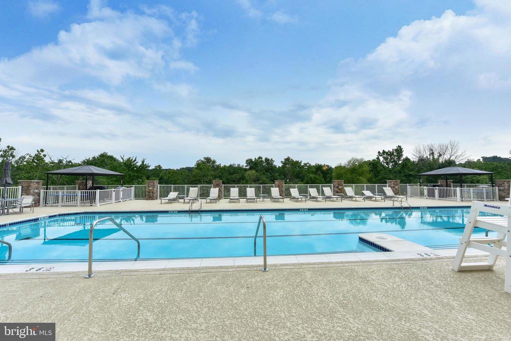 Swimming Pool - 6301 EDSALL RD #621, ALEXANDRIA