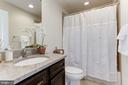 First Upper Level - Full Bath - 3910 MADISON MEWS, FAIRFAX
