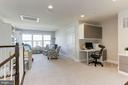 Second Upper Level/Loft - Recreation Room - 3910 MADISON MEWS, FAIRFAX