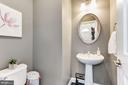 Main Level - Powder Room - 3910 MADISON MEWS, FAIRFAX
