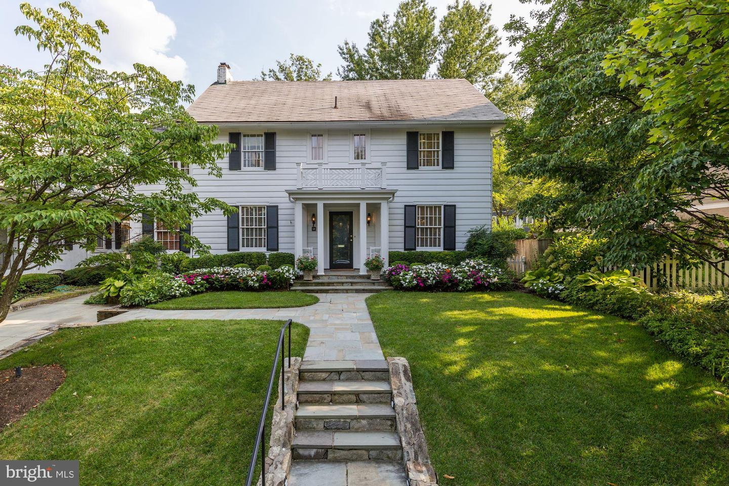 14 OXFORD STREET, CHEVY CHASE, Maryland