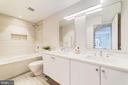 En Suite Bathroom - 2908 ELLICOTT ST NW, WASHINGTON