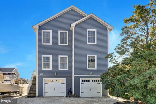 Частный односемейный дом для того Продажа на 105 MARLIN Road Tuckerton, Нью-Джерси 08087 Соединенные Штаты