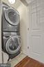 Front loading Washer/ Dryer on upper level !! - 6255 CASDIN DR, ALEXANDRIA