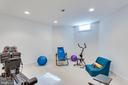 Exercise room - 1075 CEDAR CHASE CT, HERNDON
