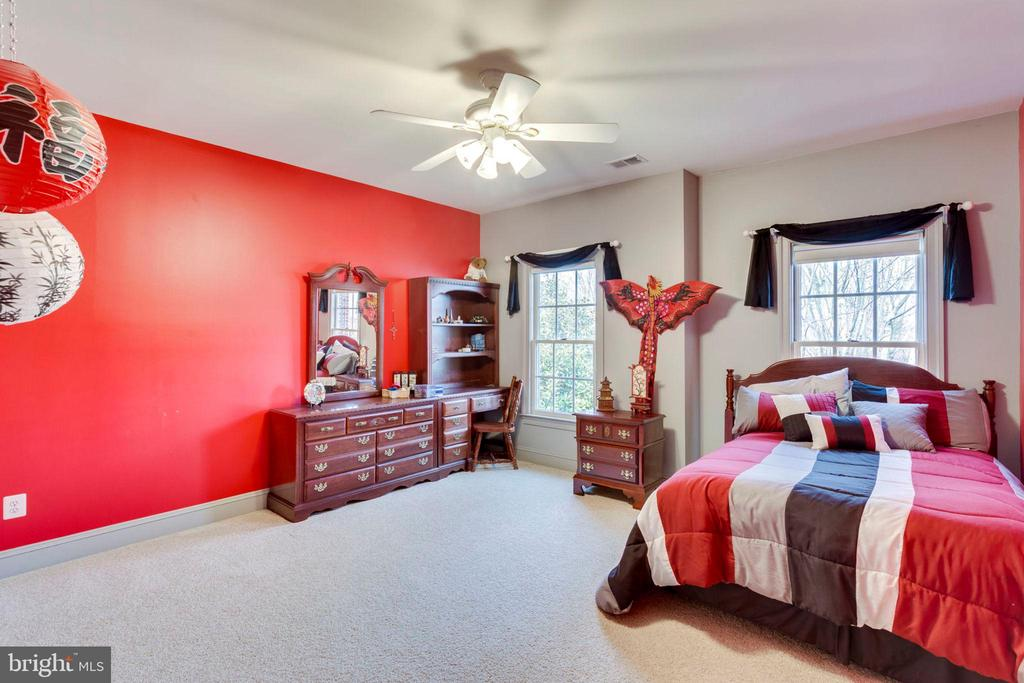 2nd bedroom - 1075 CEDAR CHASE CT, HERNDON