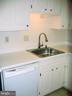 Kitchen view 5 - 125 S CLUBHOUSE DR SW #8, LEESBURG