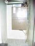 HVAC closet - 125 S CLUBHOUSE DR SW #8, LEESBURG