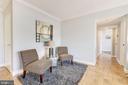 Sitting area - 1315 N ODE ST #722, ARLINGTON